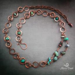 """Infinity necklace 257x257 - Набор """"Бесконечность"""""""