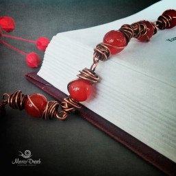 Unisex bracelet carnelian 5 257x257 - Браслет Unisex с сердоликом
