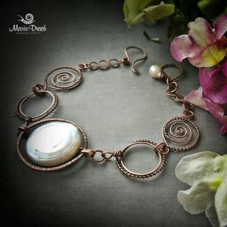 "bracelet 5 320x320 - Браслет ""Лунный свет"""