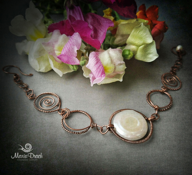 bracelet 7 - Медная свадьба - годовщина свадьбы 7 лет. Идеи для подарков.