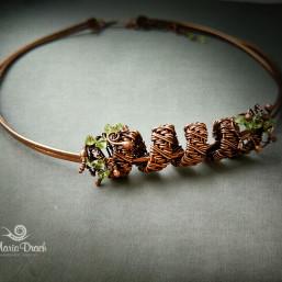 necklace 1 257x257 - Украшение на шею «Женщины, как доброе  вино...»