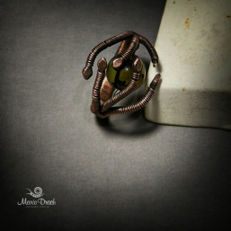 """dragon ring 31 257x257 - Кольцо """"Дар драконов"""""""