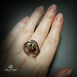 """dragon ring 41 257x257 - Кольцо """"Дар драконов"""""""