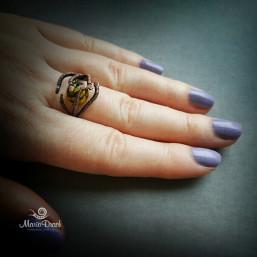 """dragon ring 6 257x257 - Кольцо """"Дар драконов"""""""