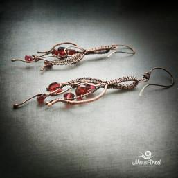 drop earrings 2 257x257 - Набор «Капелька Жизни»