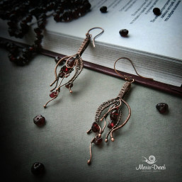 drop earrings 4 257x257 - Набор «Капелька Жизни»