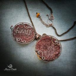 Steampunk pendant 5 257x257 - Медальон в стиле Steampunk