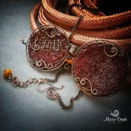 Steampunk pendant 8 257x257 - Медальон в стиле Steampunk