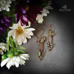 wine earrings 3 257x257 - Серьги «Женщины, как доброе вино...»