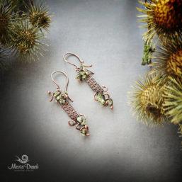 wine earrings 4 257x257 - Серьги «Женщины, как доброе вино...»