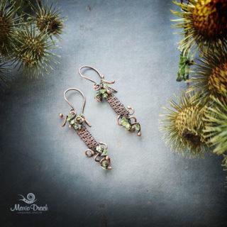 wine earrings 6 320x320 - Серьги «Женщины, как доброе вино...»