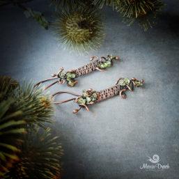 wine earrings 7 257x257 - Серьги «Женщины, как доброе вино...»
