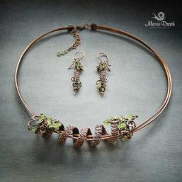 wine necklace 1 257x257 - Набор «Женщины, как доброе вино...»