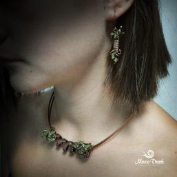 wine necklace 11 257x257 - Набор «Женщины, как доброе вино...»