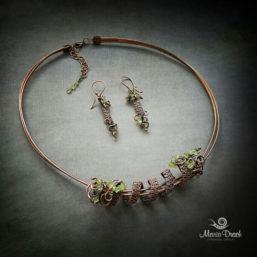 wine necklace 2 257x257 - Набор «Женщины, как доброе вино...»