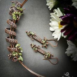 wine necklace 5 257x257 - Набор «Женщины, как доброе вино...»
