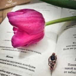 "IMG 20190218 202234 02 257x257 - Кольцо ""Сердце тюльпана"""