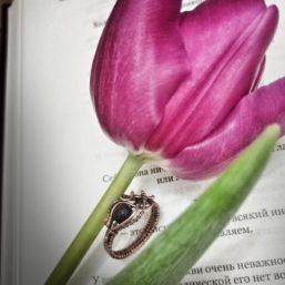 "IMG 20190218 202854 01 257x257 - Кольцо ""Сердце тюльпана"""