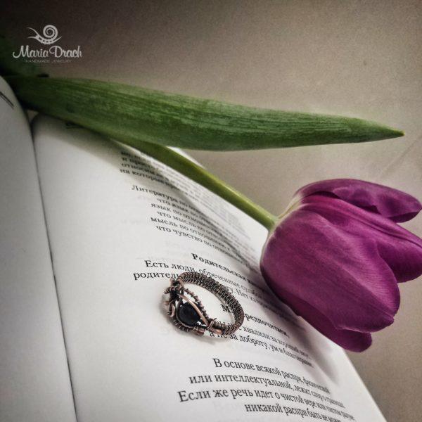 "IMG 20190218 203104 01 600x600 - Кольцо ""Сердце тюльпана"""