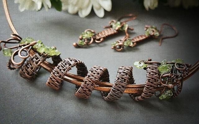 copper - Почему люди носят украшения из меди